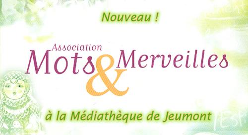 Médiathèque de Jeumont (59) : association contre l'illettrisme dans Bibliothèques, médiathèques et leurs animateurs mots-et-merveilles5001