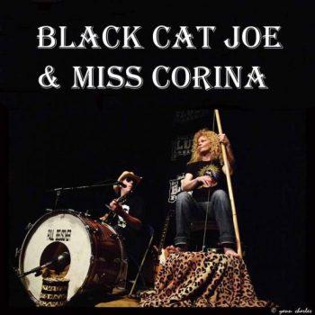 Black Cat Joe Miss Corina